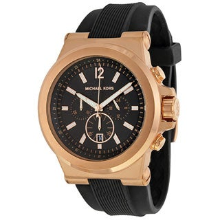 Michael Kors Men's MK8184 Rose Goldtone Watch