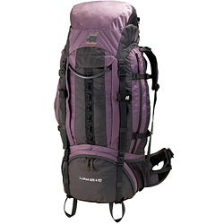 High Peak Women's Luna 65+10 Plum/ Black Backpack