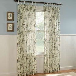 Gardendale Floral 95-inch Curtain Panel Pair