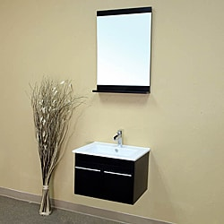 Dirusso Black Bathroom Vanity