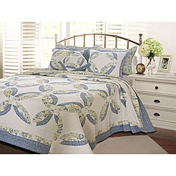 Shop Greenland Home Fashions Francesca Oversized King Size