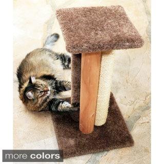 New Cat Condos Triple Cat Scratcher