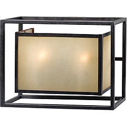 World Imports Hilden Collection 2-light Wall Sconce