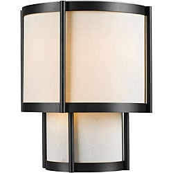 World Imports Edmonton Collection 3-Light Wall Sconce