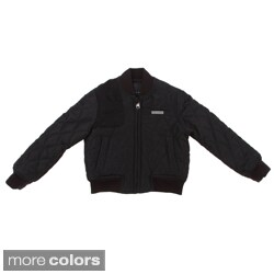 Sean John Boys Diamond Quilt Jacket