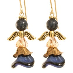 Manakel Angel Earrings
