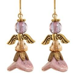 Mihr Angel Earrings