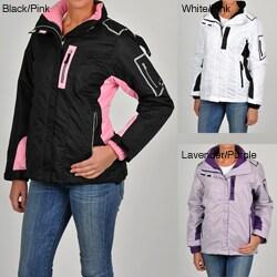 R & O Women's Plus Size Weather Resistant Jacket