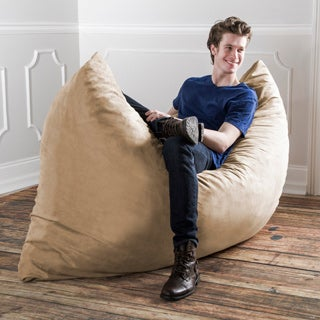 Jaxx 5.5' Pillow Saxx Bean Bag Chair