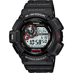 Casio Men's 'Mudman' G-shock Tough Solar Digital Watch