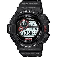 Casio Men's 'Mudman' G-shock Tough Solar Digital Watch