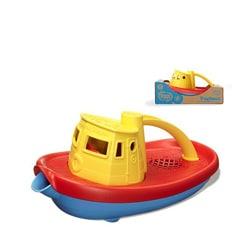 Green Toys Blue Tug Boat