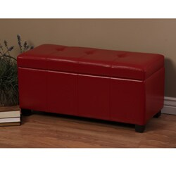 Warehouse of Tiffany Ariel Red Faux-Leather Button-Tufted Storage Bench|https://ak1.ostkcdn.com/images/products/P13940900c.jpg?_ostk_perf_=percv&impolicy=medium