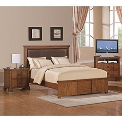 Brownstone 3 Piece Queen Size Bedroom Set Free Shipping Today 13945989