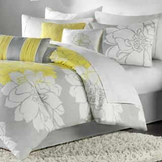 Madison Park Brianna Cotton Comforter Set