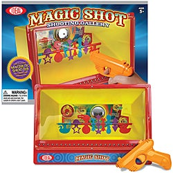Ideal Magic Shot Shooting Gallery Game