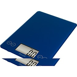 Escali Arti Blue 15-pound Digital Food Scale