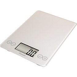 Escali Arti White 15-pound Digital Food Scale