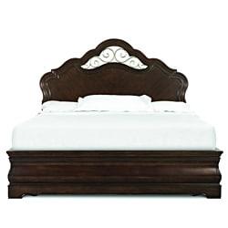 Ellington Manor King Size 5 Piece Island Bedroom Set