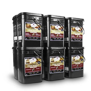 Wise Company Long Term Emergency Food Storage (1440 Servings)