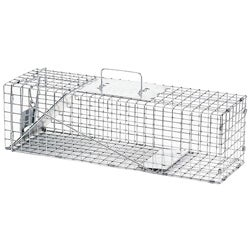 Havahart Animal Traps Medium Single Door Animal Trap