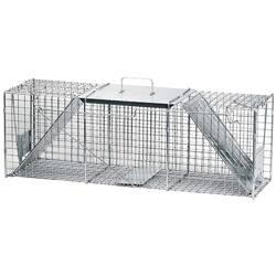 Havahart Animal Traps #3 Double Door Animal Trap|https://ak1.ostkcdn.com/images/products/P13958926.jpg?impolicy=medium