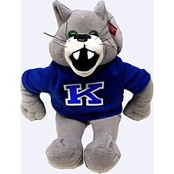 "University of Kentucky ""Pounce"" Mascot Beanie - Thumbnail 0"