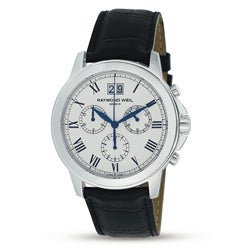 Raymond Weil Tradition Men's Leather Watch
