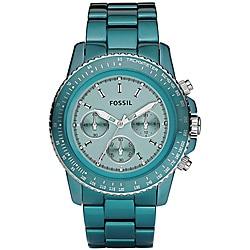 Fossil Women's 'Stella' Aluminum Watch