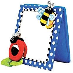 Sassy Crib & Floor Mirror