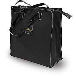 Legacy Small Black Tote Bag