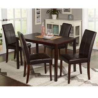 Simple Living Bettega Parson 5 Piece Dining Set