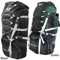 Kemyer 5500 Deluxe Internal Frame Hiking Backpack - Thumbnail 0