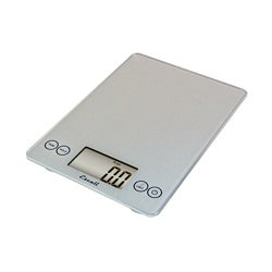 Escali Arti Silver 15-Pound/7-Kilogram Digital Food Scale