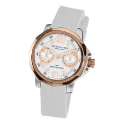 Stuhrling Original Women's White Admiral Swiss Quartz Watch