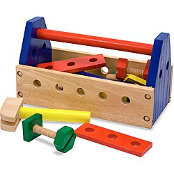 Melissa & Doug Take-along Tool Kit Play Set