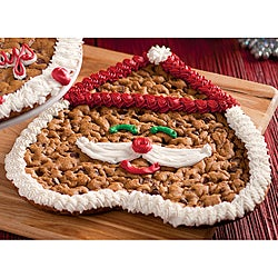 Mrs. Fields - Smiling Santa Cookie Cake