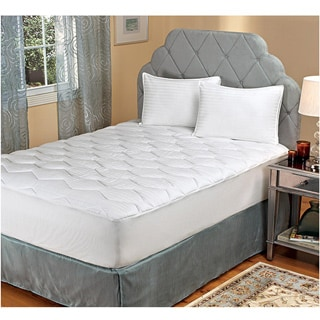Hotel Madison Comfort Luxe Twin/ Full-size Mattress Topper