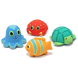 Melissa & Doug Seaside Sidekicks Squirters - Thumbnail 0