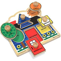 Melissa & Doug First Shapes Jumbo Knob Puzzle|https://ak1.ostkcdn.com/images/products/P13989051.jpg?impolicy=medium