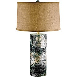 Aspen Birch Bark Table Lamp