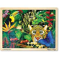 Melissa & Doug 48-piece Rain Forest Jigsaw Puzzle