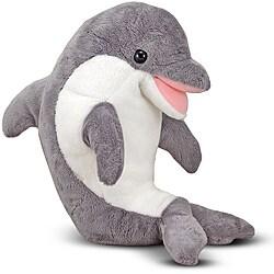 Melissa & Doug Plush Skimmer Dolphin
