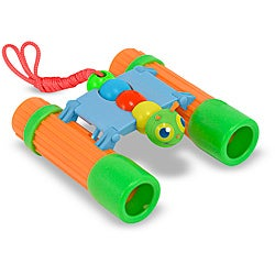 Melissa & Doug Happy Giddy Binoculars Toy