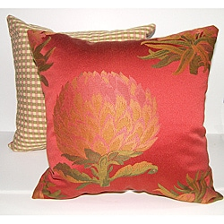 Besler Red Decorative Pillow (Set of 2)