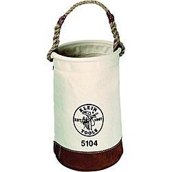 Klein Tools Leather Bottom Canvas Tool Bucket