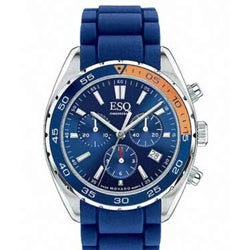 Thumbnail 1, ESQ by Movado Men's Stainless Steel Classic Sport Watch.