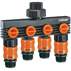 Claber Four-Way Water Distributor