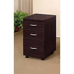 Espresso Finish Marlow File Cabinet