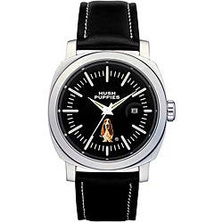 Hush Puppies Men's Black Leather Watch|https://ak1.ostkcdn.com/images/products/P14022885.jpg?impolicy=medium